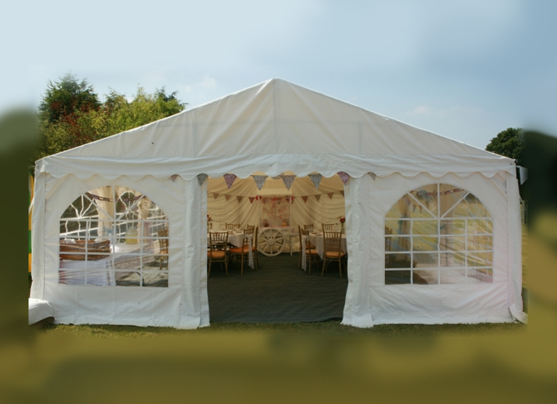 Marquee 6 x 6 Metre & Marquee Hire Sussex | Marquee 6m x 6m