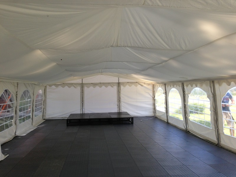 Marquee hire prices cheap marquee hire for Hard floor covering